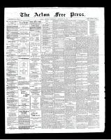 Acton Free Press (Acton, ON), September 26, 1901