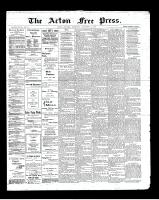 Acton Free Press (Acton, ON), December 12, 1901