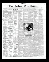 Acton Free Press (Acton, ON)1 Jan 1902