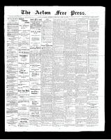 Acton Free Press (Acton, ON)10 Apr 1902