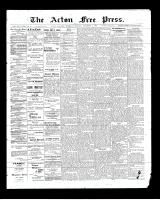 Acton Free Press (Acton, ON)4 Dec 1902