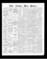 Acton Free Press (Acton, ON)16 Apr 1903