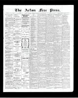 Acton Free Press (Acton, ON), August 20, 1903