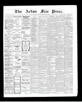 Acton Free Press (Acton, ON), September 17, 1903