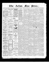 Acton Free Press (Acton, ON), October 15, 1903