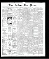 Acton Free Press (Acton, ON)28 Mar 1907