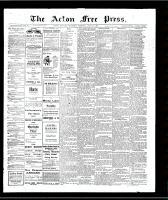 Acton Free Press (Acton, ON)20 Jun 1907