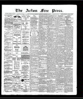 Acton Free Press (Acton, ON)19 Dec 1907