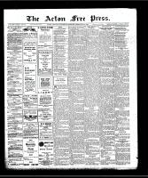 Acton Free Press (Acton, ON)27 Feb 1908