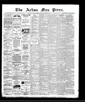 Acton Free Press (Acton, ON)5 Mar 1908