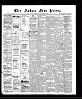 Acton Free Press (Acton, ON), April 16, 1908