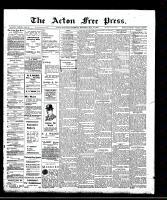 Acton Free Press (Acton, ON)14 May 1908