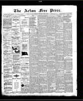 Acton Free Press (Acton, ON)4 Jun 1908