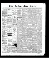 Acton Free Press (Acton, ON)24 Jun 1909