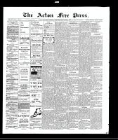 Acton Free Press (Acton, ON)2 Sep 1909