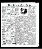 Acton Free Press (Acton, ON)30 Sep 1909