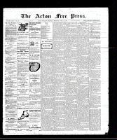 Acton Free Press (Acton, ON), April 21, 1910