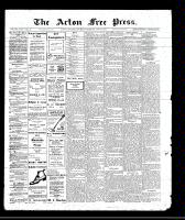 Acton Free Press (Acton, ON), June 9, 1910