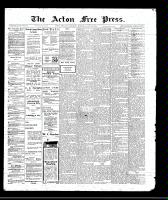 Acton Free Press (Acton, ON), June 23, 1910