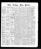 Acton Free Press (Acton, ON), June 30, 1910