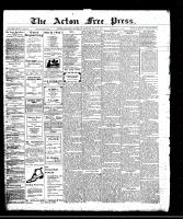 Acton Free Press (Acton, ON)18 May 1911