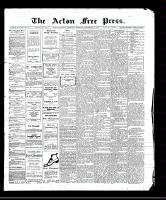 Acton Free Press (Acton, ON)14 Sep 1911