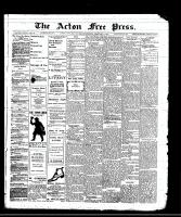 Acton Free Press (Acton, ON), February 8, 1912