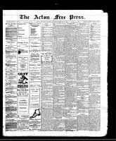 Acton Free Press (Acton, ON), February 15, 1912