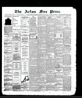 Acton Free Press (Acton, ON)4 Apr 1912