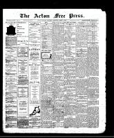 Acton Free Press (Acton, ON), April 11, 1912