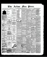 Acton Free Press (Acton, ON), April 18, 1912