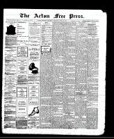 Acton Free Press (Acton, ON), April 25, 1912