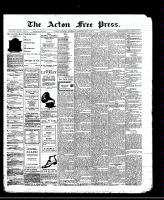 Acton Free Press (Acton, ON), May 9, 1912