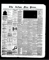 Acton Free Press (Acton, ON)20 Jun 1912