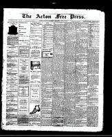 Acton Free Press (Acton, ON)27 Jun 1912