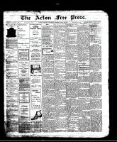 Acton Free Press (Acton, ON)25 Jul 1912