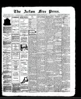 Acton Free Press (Acton, ON)29 Aug 1912
