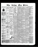 Acton Free Press (Acton, ON)20 Feb 1913