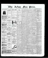 Acton Free Press (Acton, ON)6 Mar 1913