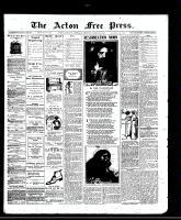 Acton Free Press (Acton, ON)20 Mar 1913