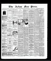 Acton Free Press (Acton, ON)27 Mar 1913