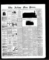 Acton Free Press (Acton, ON)24 Apr 1913