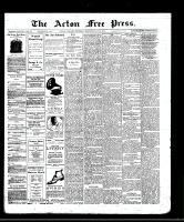 Acton Free Press (Acton, ON)29 May 1913
