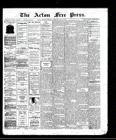 Acton Free Press (Acton, ON)12 Jun 1913
