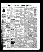 Acton Free Press (Acton, ON)3 Jul 1913