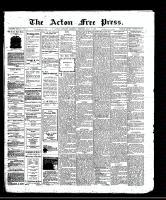 Acton Free Press (Acton, ON)17 Jul 1913