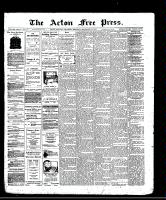 Acton Free Press (Acton, ON)11 Sep 1913