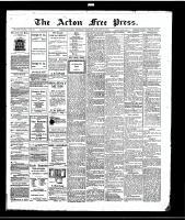 Acton Free Press (Acton, ON)15 Jan 1914