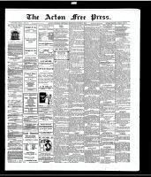 Acton Free Press (Acton, ON)12 Mar 1914