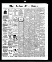 Acton Free Press (Acton, ON)16 Apr 1914